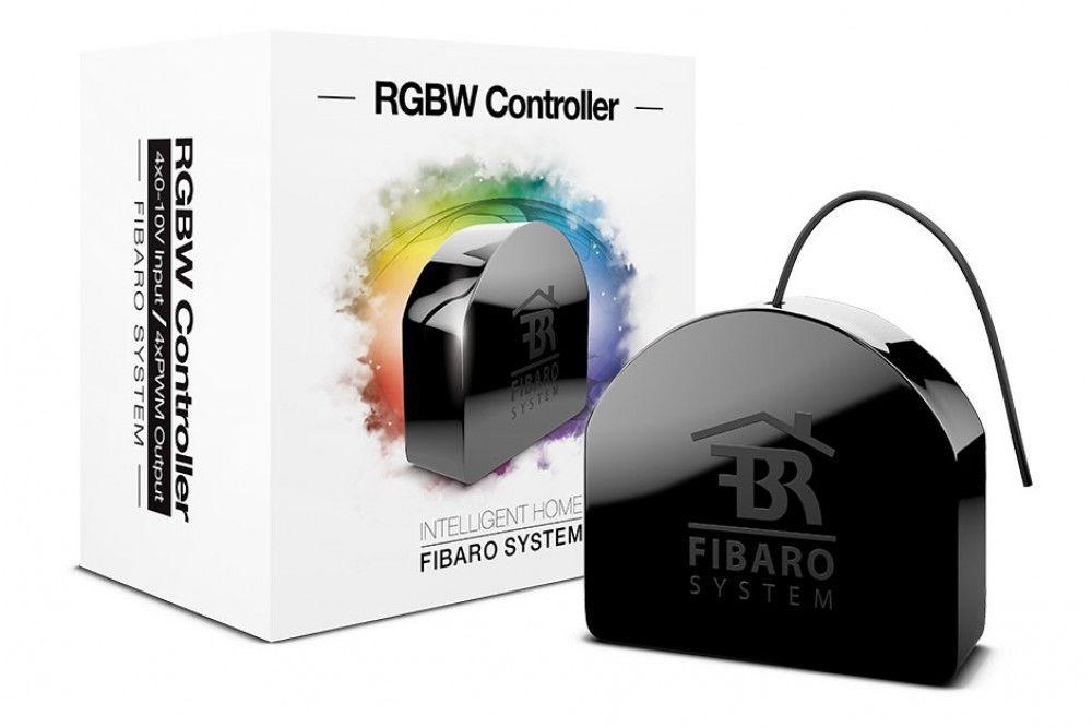 Fibaro RGBW valdiklis